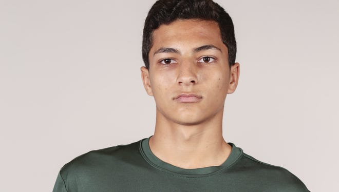 Zakary Elagamy of Acadiana High has committed to play Division I college soccer at Marshall University in West Virginia.