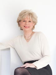 Lesley Stahl of CBS loves being a grandmother.
