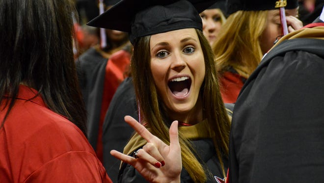 UL Fall Commencement