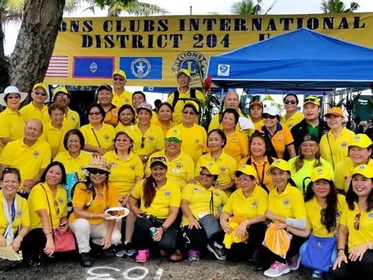 Lions Clubs International District 204's various Lions
