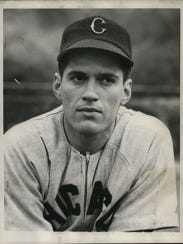 Rocco (Rocky) Krsnich, a West Allis Central High School graduate, played with the Chicago White Sox.