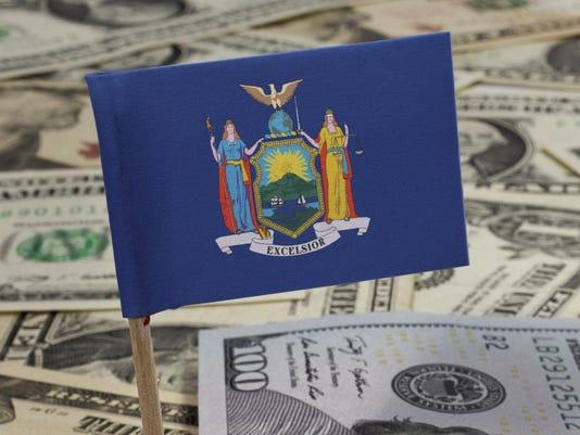 New York money