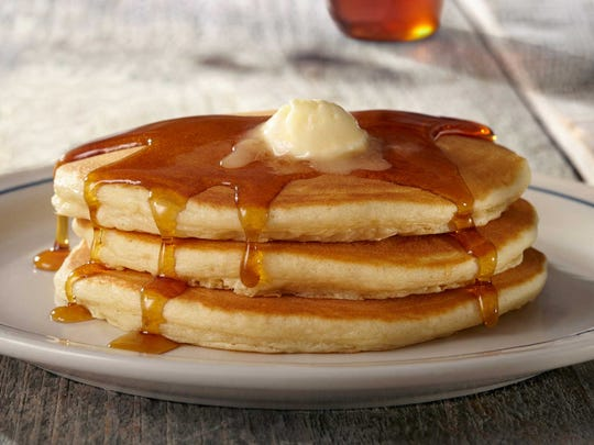 Sometimes, pancakes can solve a host of problems.