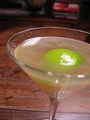 The Bone cocktail.