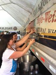 Oktoberfest at NOMA Square kicks off Oct. 5.
