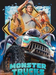 Paramount gave 'Monster Trucks' the campy, hand-drawn