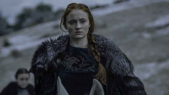 Teaming with Jon Snow to win back Winterfell, Sansa