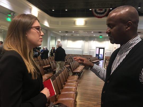 Adrienne Greenberg of Socrata talks to Boyd Stephens
