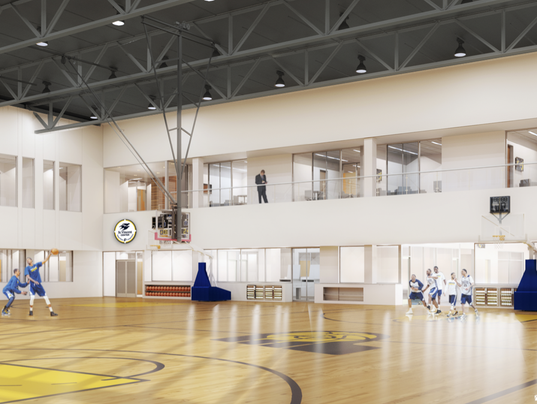 Pacers Say New Practice Facility Will Build Better Team