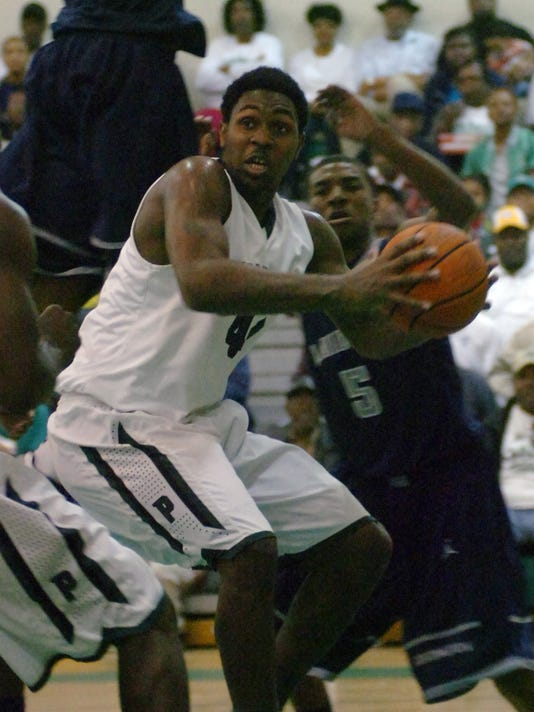 Peabody vs. Huntington Tuesday, Feb. 28, 2012 - Melinda Martinez/mmartinez@thetowntalk.com