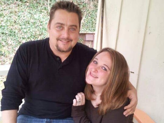 Michael Reed and wife Constance Reed. Constance and