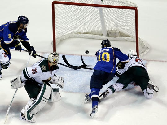 Wild Blues Hockey