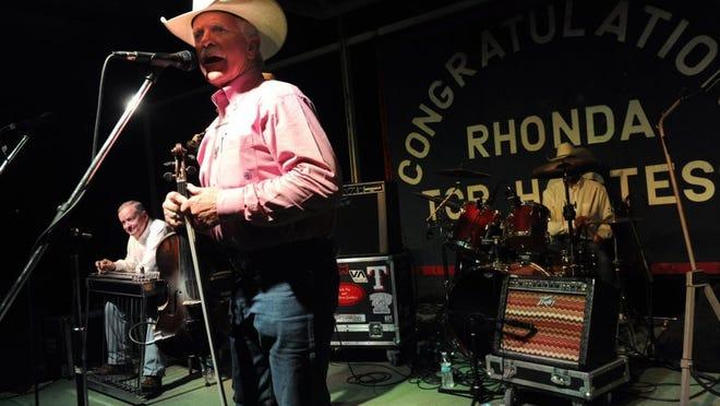 Ronald W. Erdrich/Abilene Reporter-News file photo Jody Nix & the Texas Cowboys will headline the San Angelo Cowboy Gathering next month.