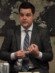 Congressman Matt Gaetz outlines his plans for medical