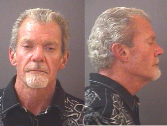 James Irsay was arrested March 16 on charges of DUI and possession of a controlled substance.