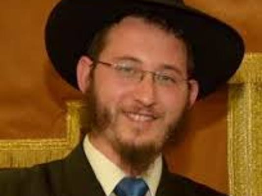 Rabbi Levi Greenberg