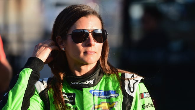 Danica Patrick will race in her final Indy 500 on Sunday.