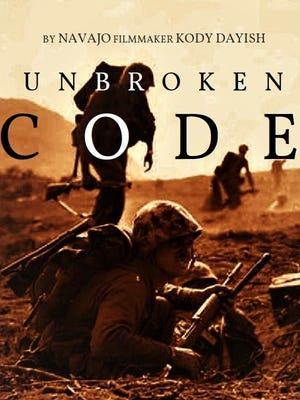 "Shiprock native Kody Dayish will begin auditioning actors soon for his next project, ""Unbroken Code,"" the story of the Navajo code talkers in World War II."