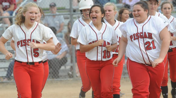 Pisgah is still alive in the NCHSAA 3-A softball playoffs.