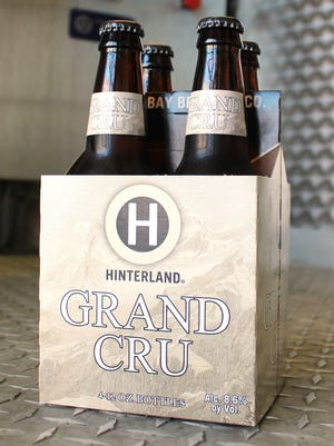 Hinterland Brewery produced a small quantity of its Grand Cru and are holding a release party with appetizers, special glasses and live music.