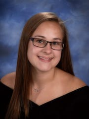 Emily Richter is Fernley High School's 2015 salutatorian.