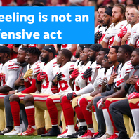 Why kneeling is not an offensive act: Your Letters to the Editor for September 16