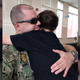 Sons get the military homecoming they prayed for