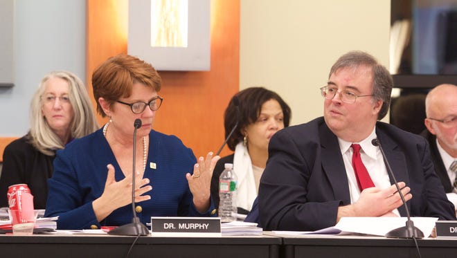 The Brookdale Community College Board of Trustees voted Thursday night to increase tuition for students by $4 per credit-hour.