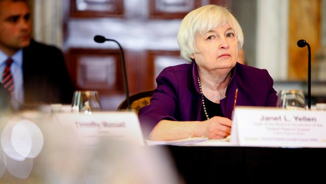 Investors have been busy selling bonds in anticipation of the inevitable (and much-anticipated) federal funds rate hike by the Federal Reserve Board, led by Chair Janet Yellen.