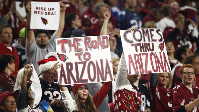 Emory University has released two other studies ranking fans in the NFL and the news is not good for those loyal to Arizona's NFL franchise.