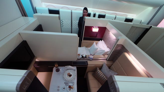 When deciding whether to use miles to upgrade, it helps to study up on airline alliances. AAdvantage miles can get you a first-class suite on Etihad.