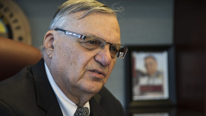 An appeals court has rejected Sheriff Joe Arpaio's bid to revive his challenge of President Barack Obama's plan to shield as many as 5 million immigrants from deportation.