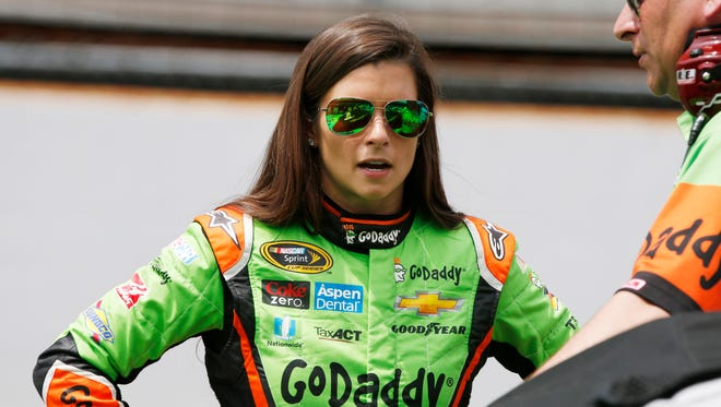 Go Daddy has been associated with Danica Patrick since 2007.
