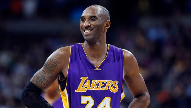 Kobe Bryant says he'll play in the Los Angeles Lakers first preseason game.