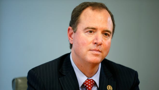 Rep. Adam Schiff, D-Calif., the ranking member of the House Permanent Select Committee on Intelligence