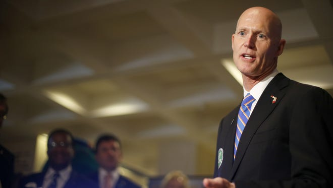 Gov. Scott's proposed budget for 2016 includes a billion dollars in tax cuts, a $400 million property tax  and has lawmakers asking why?