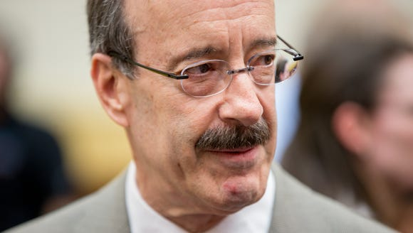 Rep. Eliot Engel, D-Bronx, in Washington on, July 28,