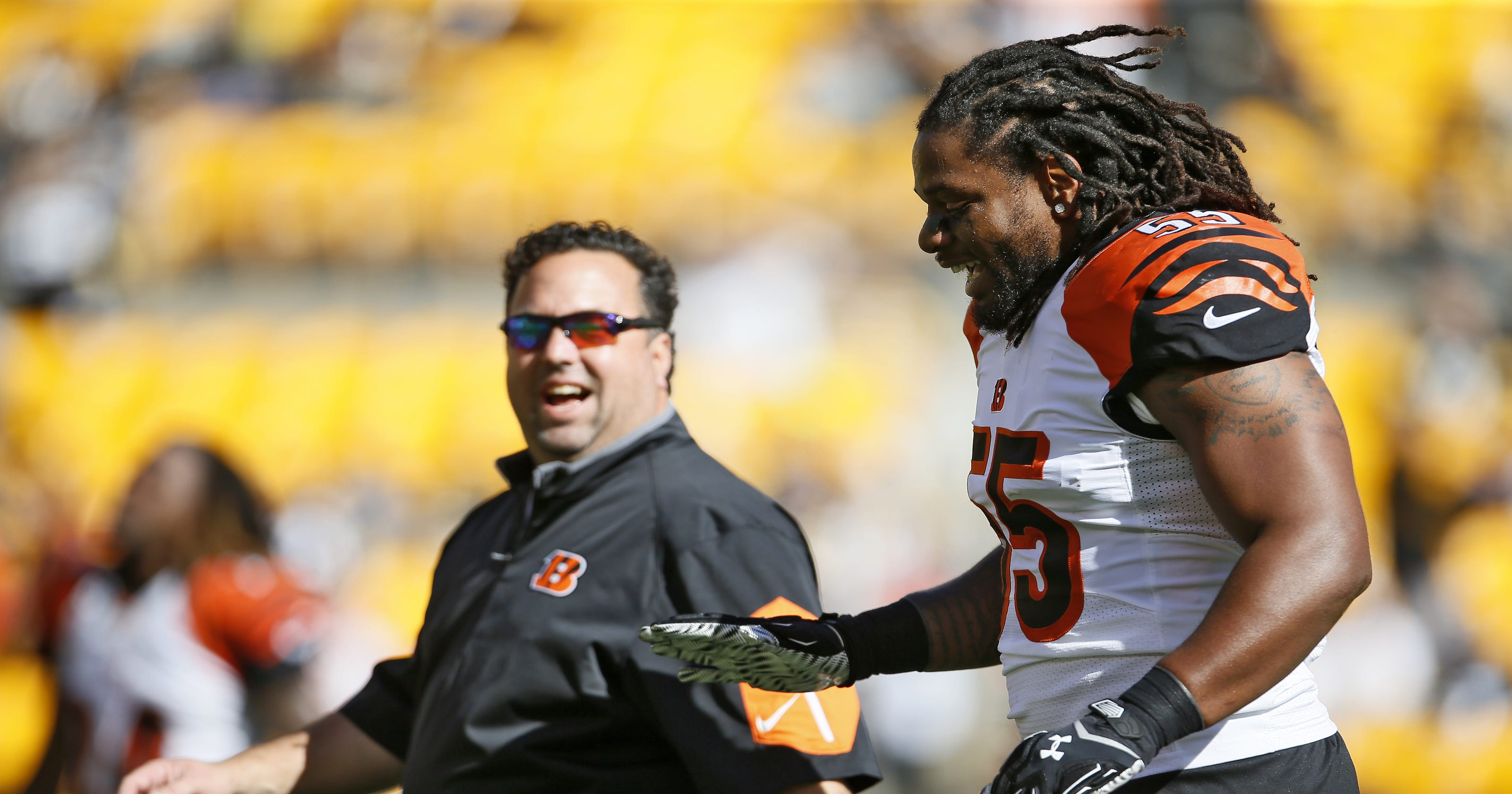 93f5ca0b Former Cincinnati Bengal Vontaze Burfict signs with Oakland Raiders