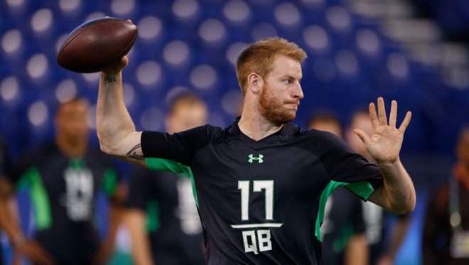 If quarterback Carson Wentz is the real deal, then the Rams will move out of the basement apartment they've occupied in the NFC West.