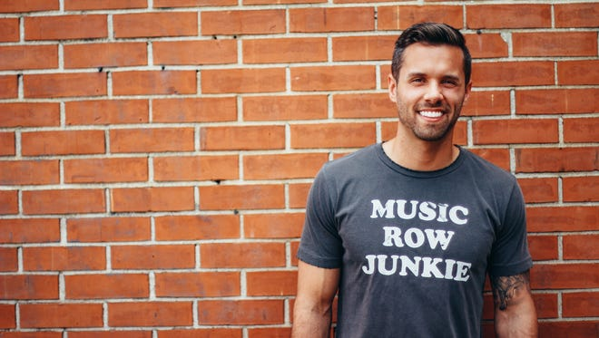 A sample of the Music Row Junkie t-shirt offered by Florida Georgia Line's artist development and publishing company and preservation partners.