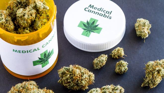 Twenty-five Florida doctors are authorized to recommend marijuana as part of a patient's treatment plan