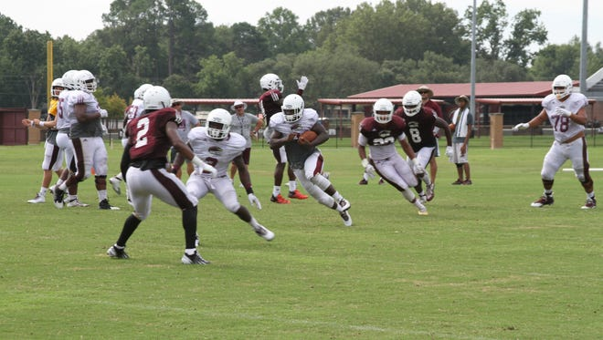 ULM coach Matt Viator said the Warhawks will complete basic installation of offense, defense and special teams schemes this week.