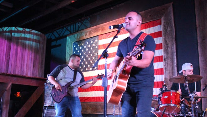 Las Cruces band Border Avenue will open for Keith Urban Oct. 18 at the Pan American Center.