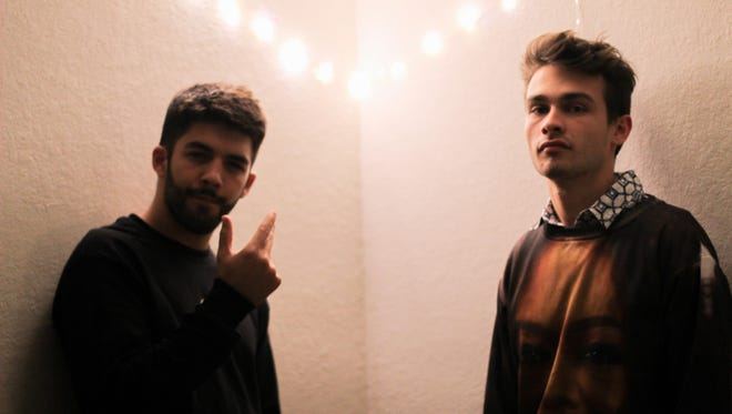 Pio Molina and Ryan Raines make up houseparty, a musical duo that aims to make an impact through collaboration and creativity.