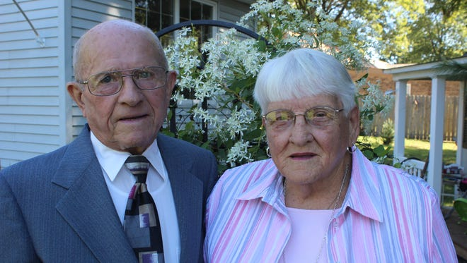 Frank H. and June Metzger