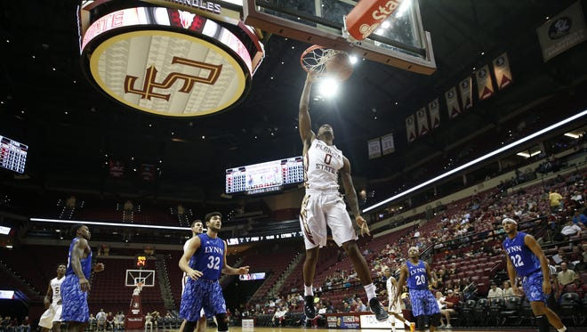 Phil Cofer returns this season after missing most of 2015-16 due to injury.