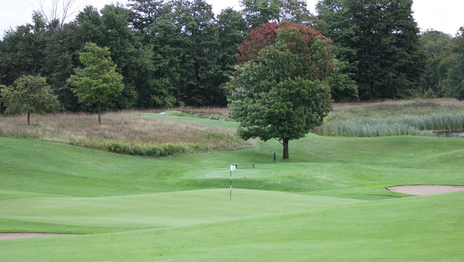 Belvedere Golf Club in Charlevoix, Mich.