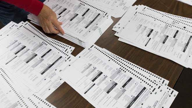 At least two Wisconsin communities, Whitefish Bay and Bayside, printed up and mailed absentee ballot applicationsto registered voters.
