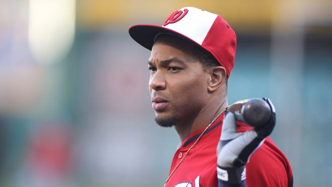 Ben Revere is a career .285 hitter in parts of seven seasons.