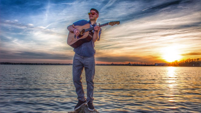 Singer/songwriter Mike Heuer will be performing throughout the summer at the Delaware beaches.